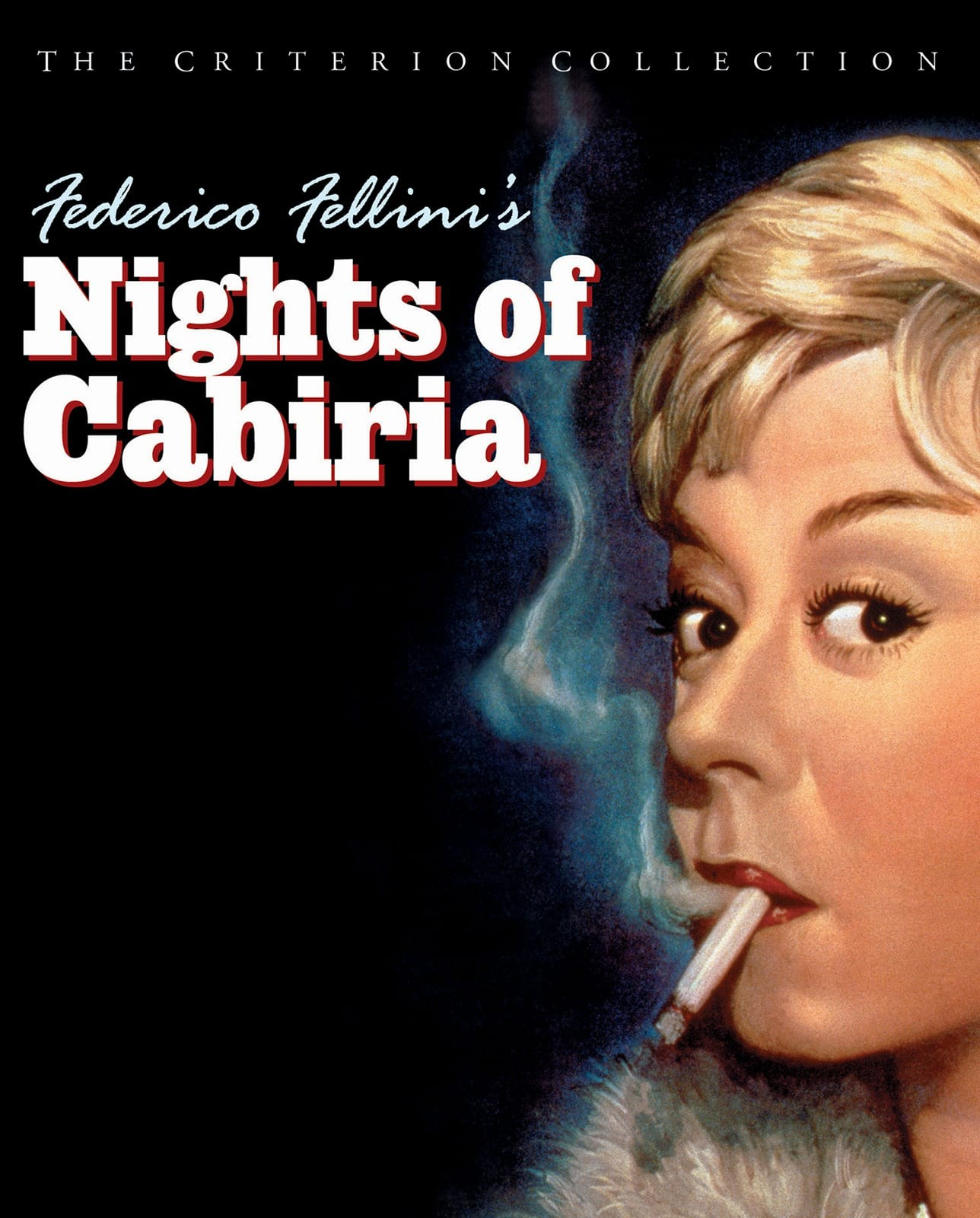 Image result for nights of cabiria criterion