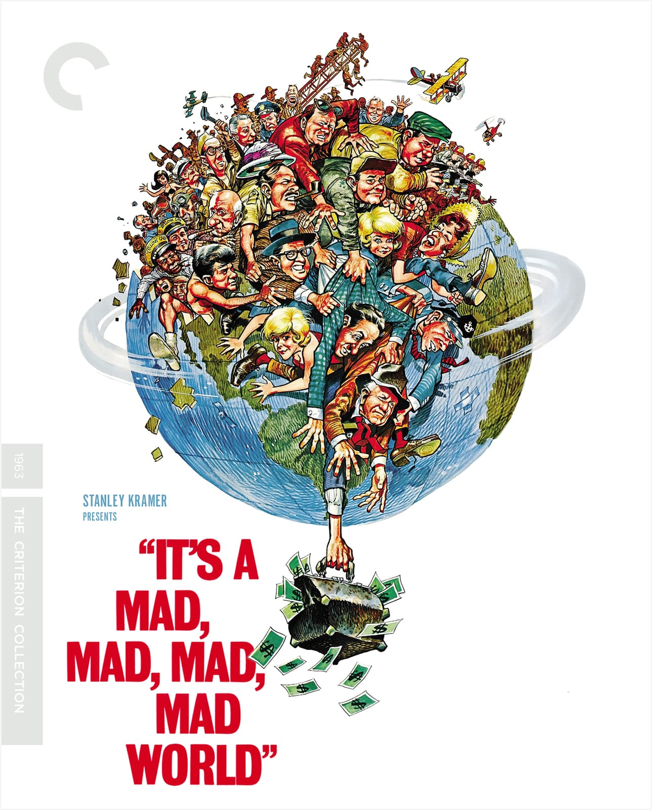 it s a mad mad mad mad world 1963 the criterion. Black Bedroom Furniture Sets. Home Design Ideas