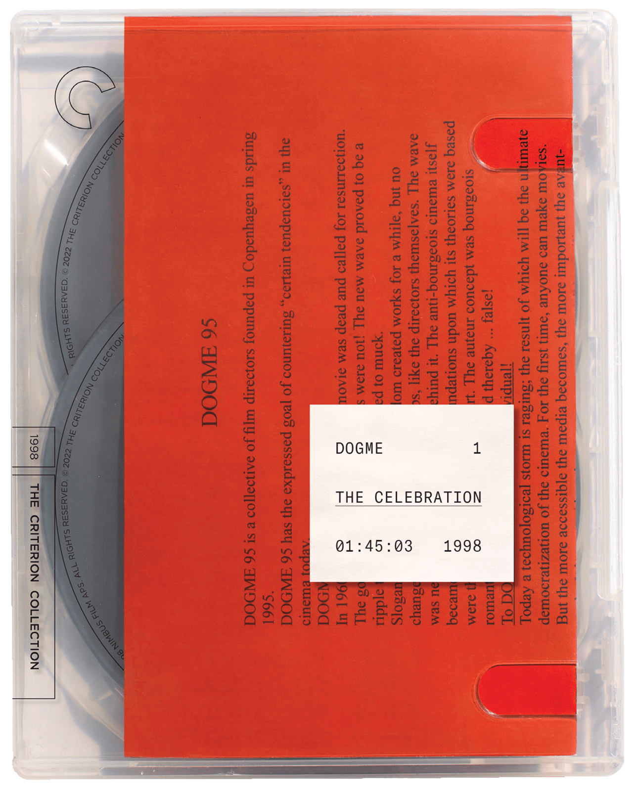 The Celebration (1998) | The Criterion Collection