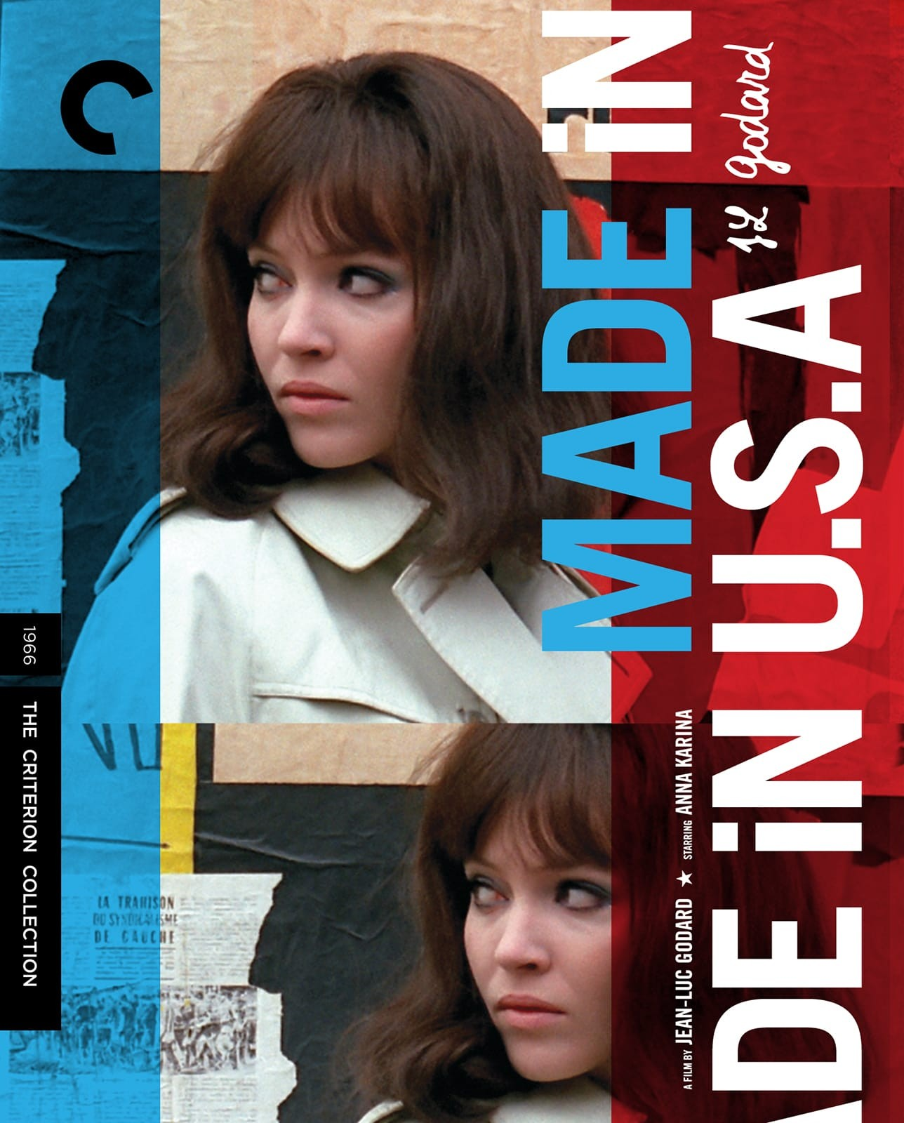 Made In Usa 1966 The Criterion Collection