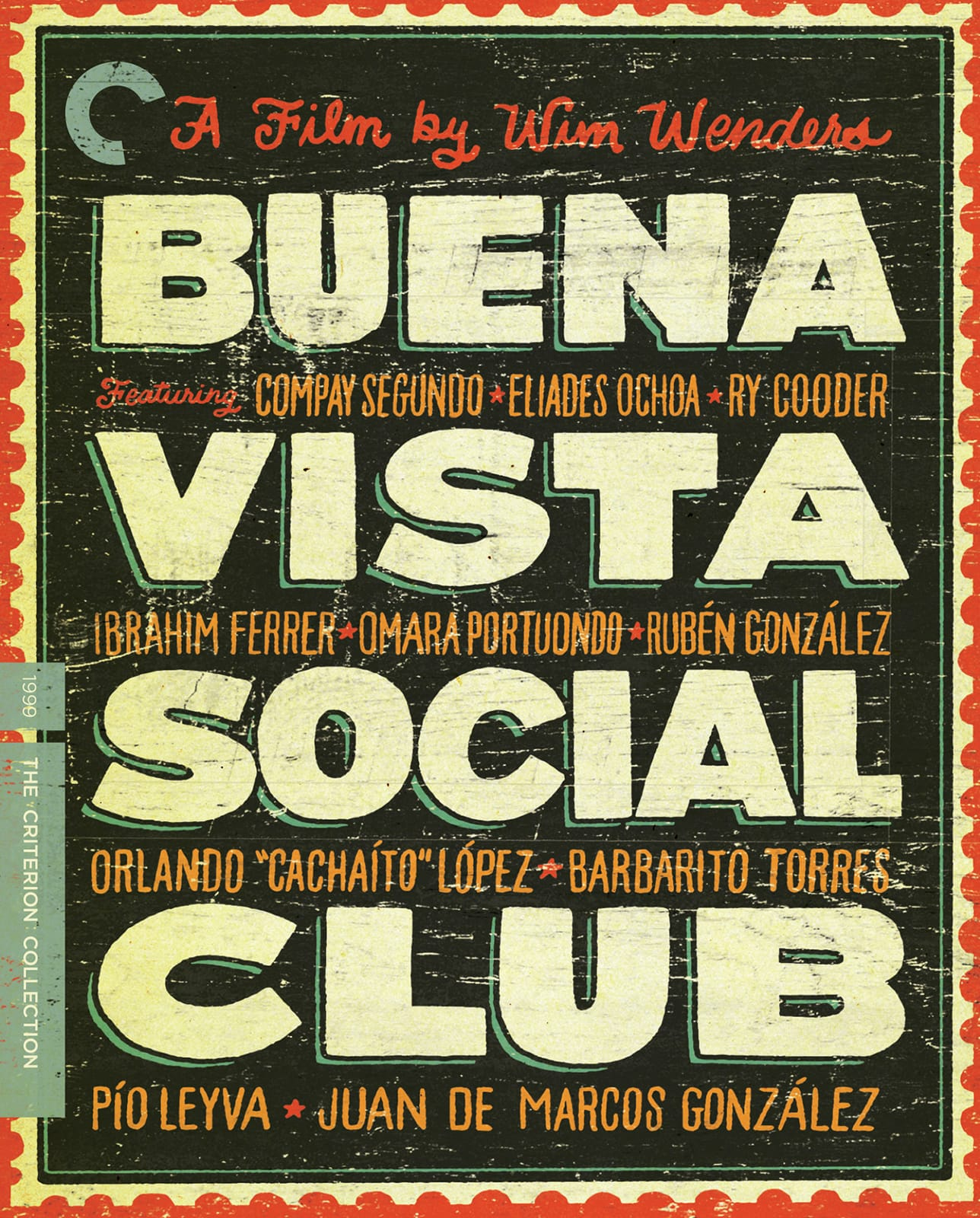 Buena Vista Social Club 1999 The Criterion Collection