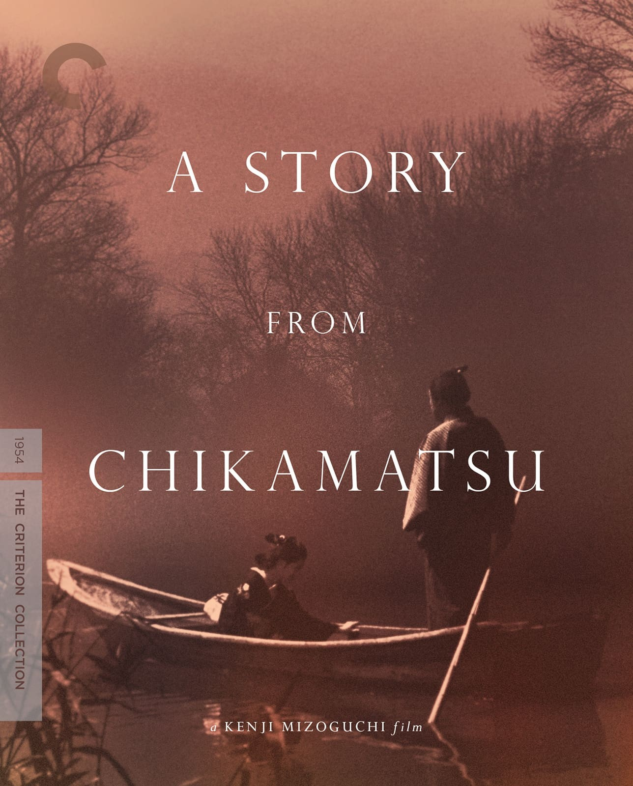 A Story from Chikamatsu (1954) | The Criterion Collection