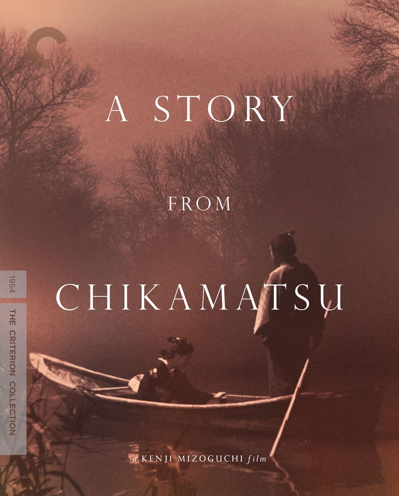 A Story from Chikamatsu