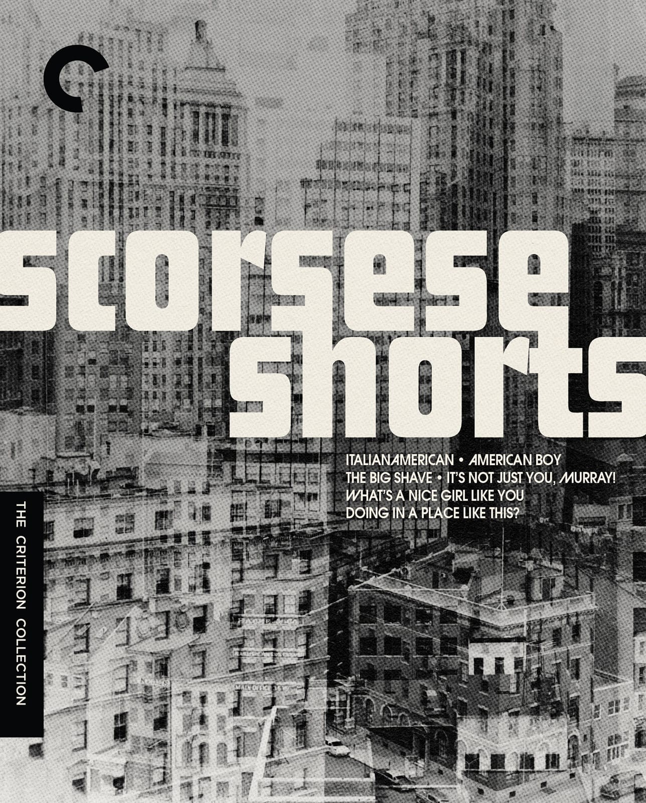 Scorsese Shorts (0) | The Criterion Collection