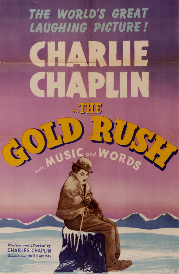 Image result for the gold rush charlie chaplin