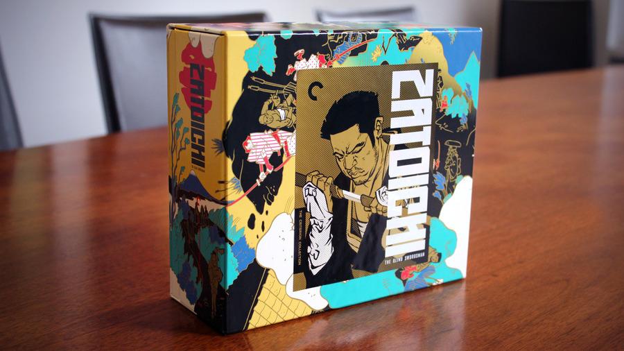 Zatoichi Sword Opening Zatoichi: The ...