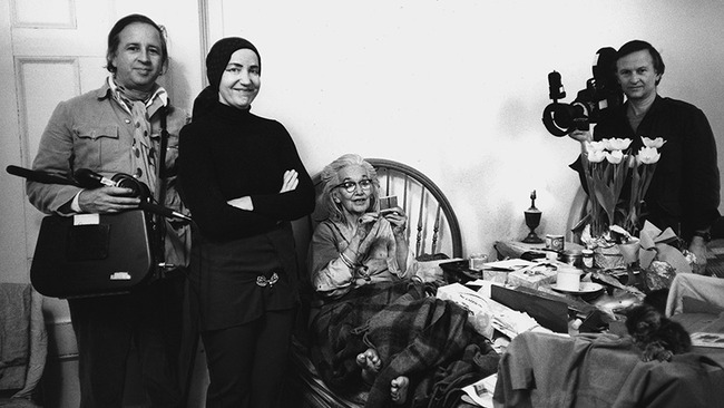 Grey Gardens: Staunch Characters