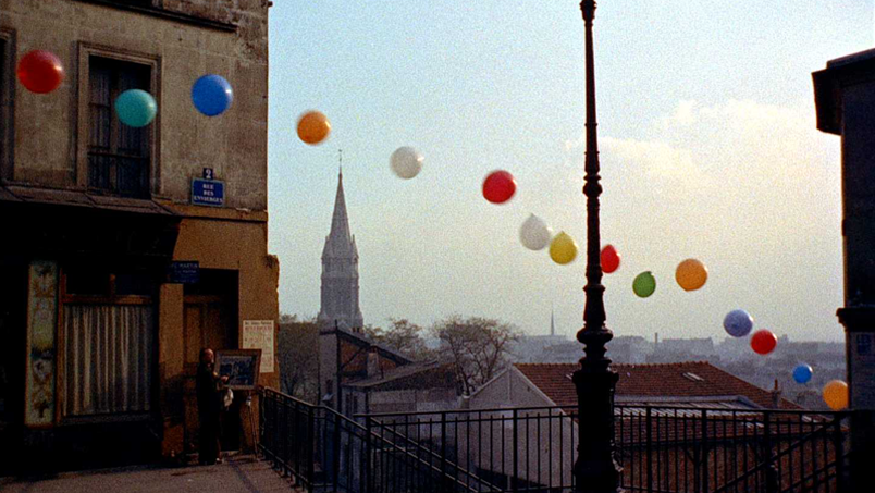 The Criterion Collection The Current The Red Balloon Written On