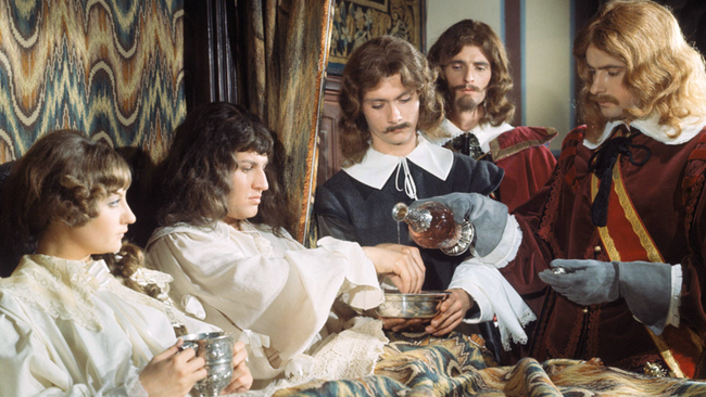 The Taking of Power by Louis XIV:Long Live the Cinema!