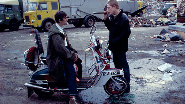 Quadrophenia: Jimmy vs. World