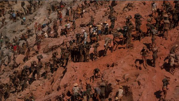 The Qatsi Trilogy: Geologic Scale and Human Scale