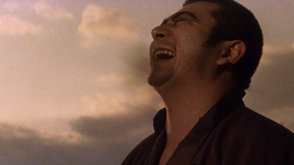 On the Road with Zatoichi
