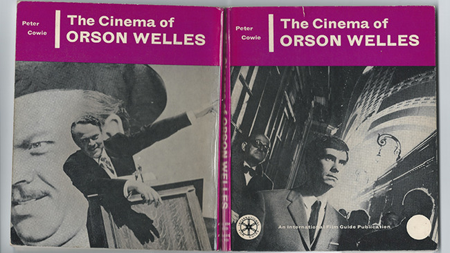 The Mythic Welles | The Current | The Criterion Collection