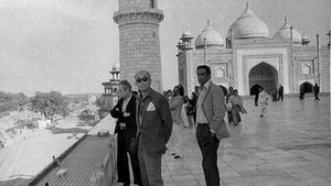 A Tour of the Taj With Satyajit Ray