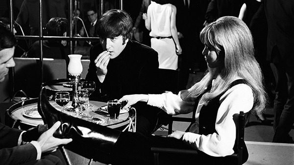 A Hard Day's Night: The Whole World Is Watching