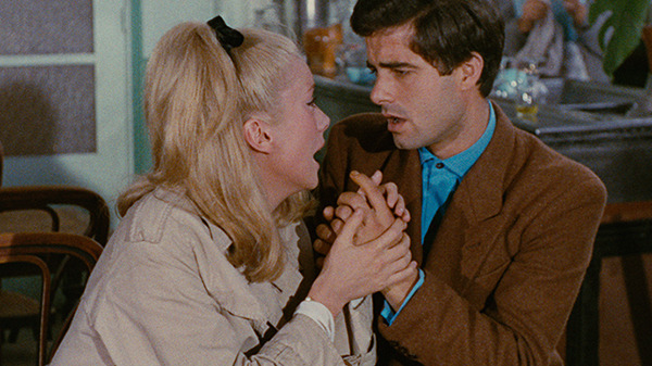 The Umbrellas of Cherbourg: A Finite Forever