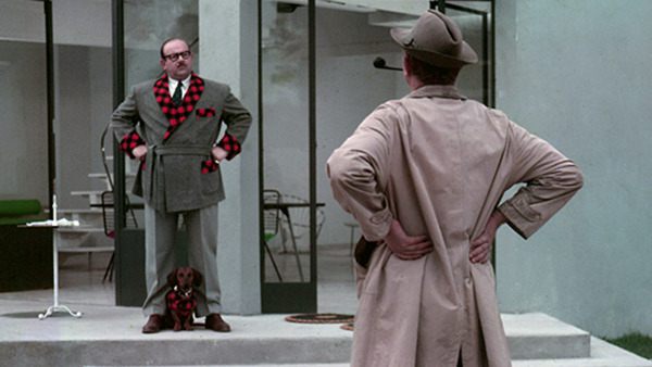Jacques Tati: Composing in Sound and Image