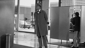 A Moment with Jacques Tati