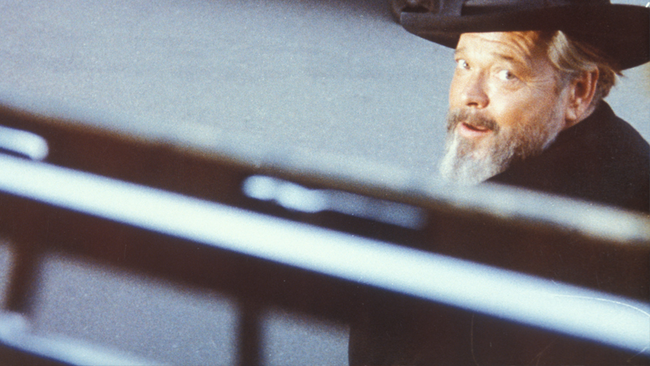 F for Fake: Orson Welles's Purloined Letter | The Current