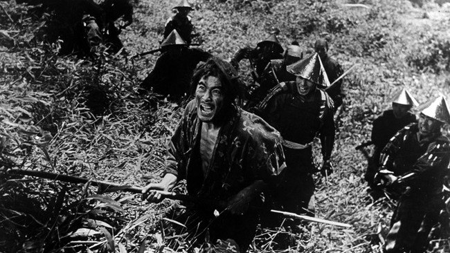 A Time of Honor:Seven Samurai and Sixteenth-Century Japan
