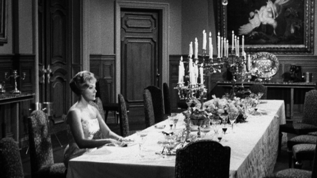 Silvia Pinal on The Exterminating Angel