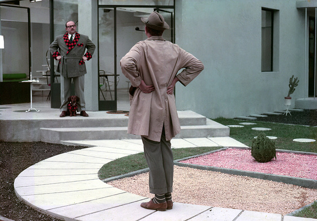 Jacques Tati: Composing in Sound and Image  The Current  The