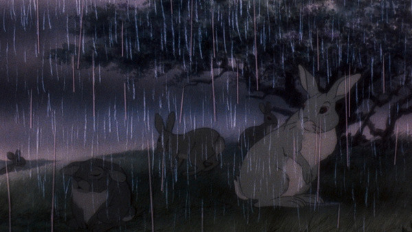"Watership Down: ""Take Me with You, Stream,  on Your Dark Journey"""