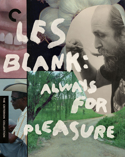 Les Blank final cover