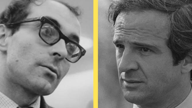Truffaut v. Godard