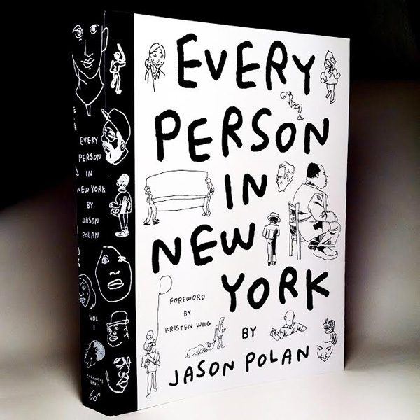 Jason Polan book
