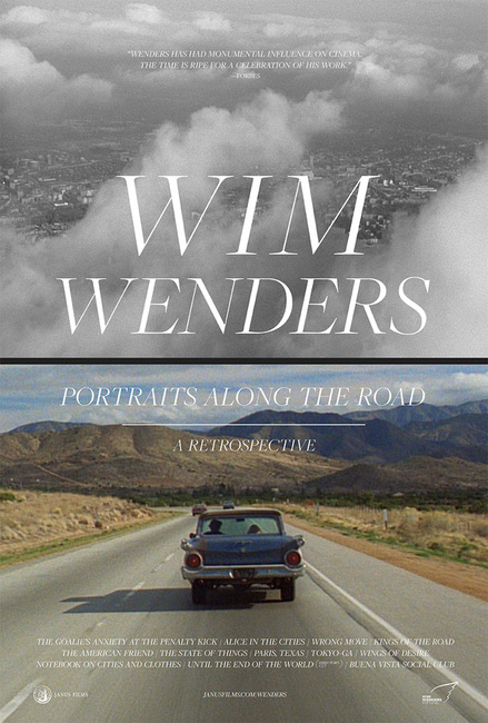 Wim Wenders poster