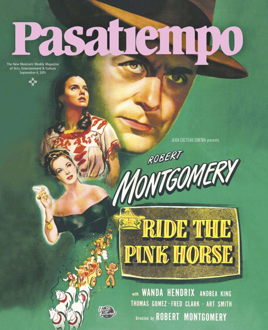 Pink Horse cover