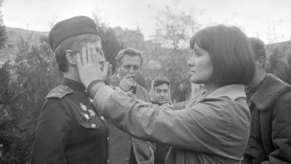 Larisa Shepitko Directing Wings