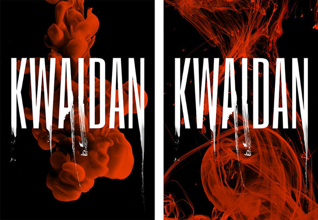 Kwaidan cover process