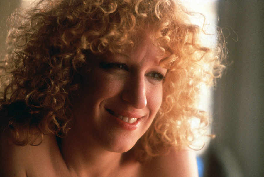 The Fabulous Bette Midler From The Current The
