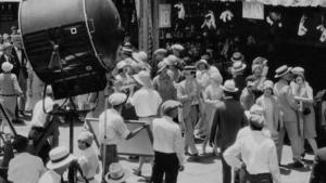 Harold Lloyd in Luna Park