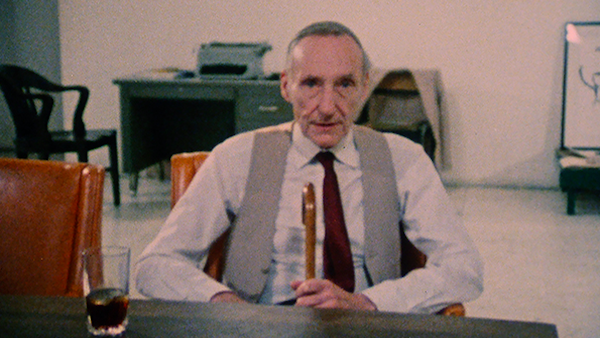Burroughs and His Friends