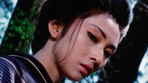 The Violent Beauty of Lady Snowblood