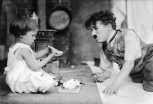 The Many Kids of Charlie Chaplin