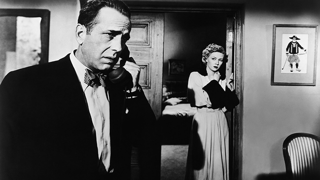 In a Lonely Place: An Epitaph for Love