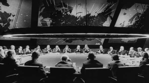 Dr. Strangelove: The Darkest Room