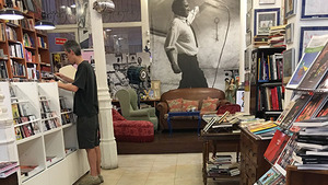 Destination Madrid: A Visit to a Film Lover's Bookstore