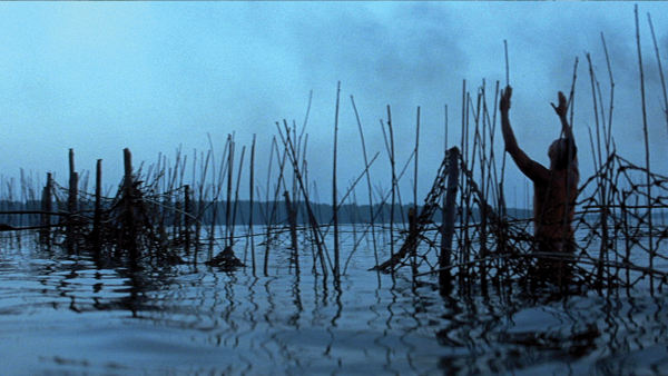 The New World:  Dwelling in Malick's New World