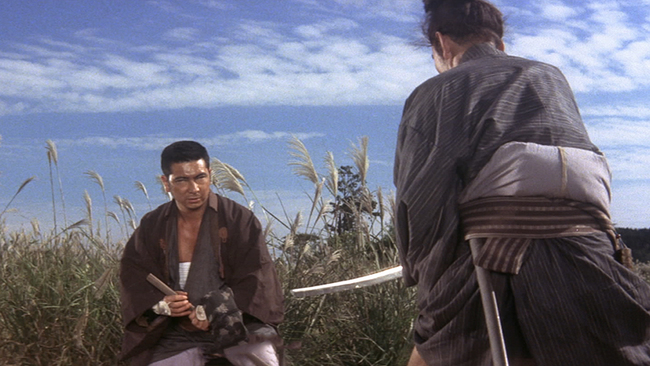 Tony Rayns on the Meaning of Zatoichi