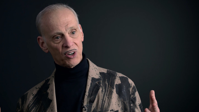 John Waters Goes Beyond the Valley of the Dolls