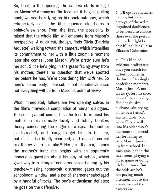 boyhood the moment seizes you from the current the  boyhood essay text 01 05 large boyhood essay text 01 06 large boyhood essay text r 07 large boyhood essay text r 08 large boyhood essay text r 09 large