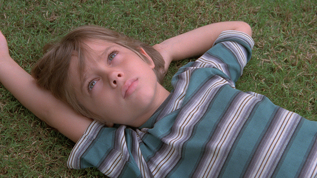 Boyhood: The Moment Seizes You