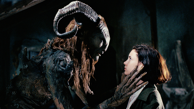 Pan's Labyrinth: The Heart of the Maze