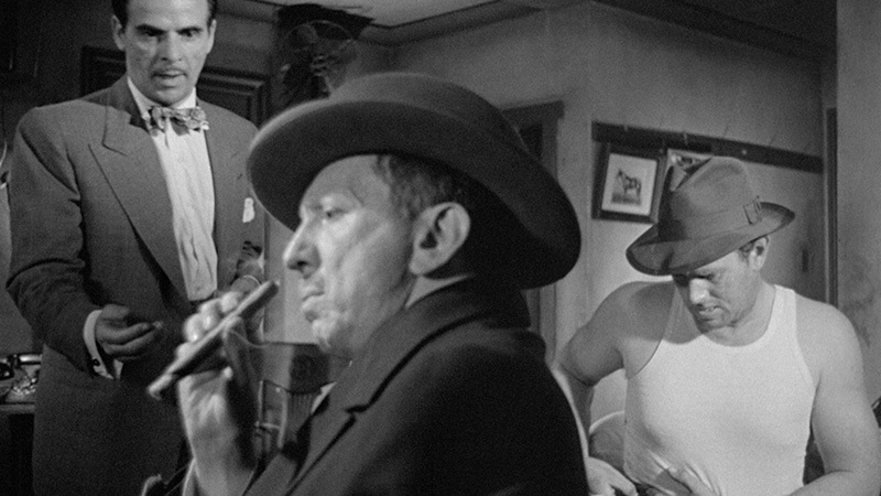 "The Asphalt Jungle: ""A Left-Handed Form of Human Endeavor"""