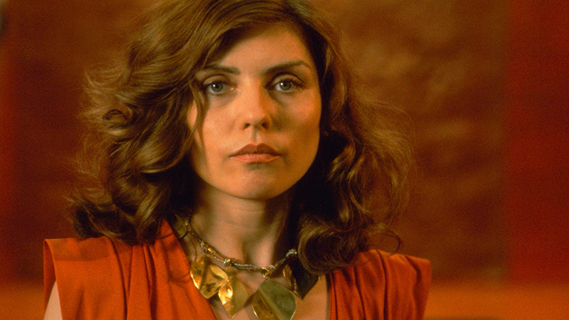 Experience Necessary: Deborah Harry in Videodrome